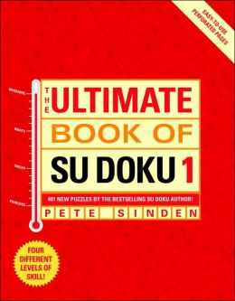 The Ultimate Book of Su Doku 1