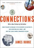 Book Cover Image. Title: Connections, Author: James Burke