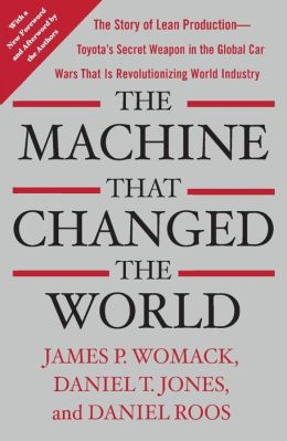 The Machine That Changed the World: The Story of Lean Production -- Toyota's Secret Weapon in the Global Car Wars That Is Now Revolutionizing World Industry