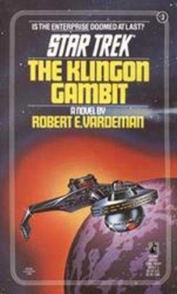 Star Trek #3: The Klingon Gambit