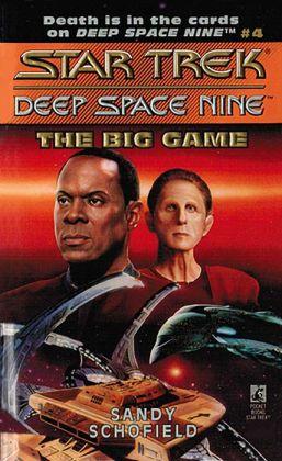 Star Trek Deep Space Nine #4: The Big Game