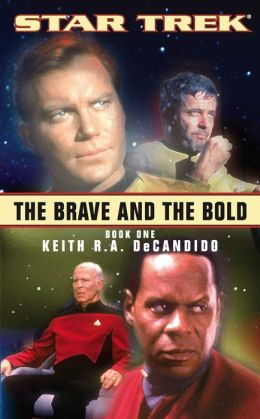 Star Trek: The Brave and the Bold, Book One