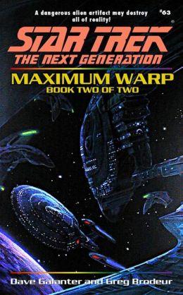 Star Trek The Next Generation: Maximum Warp #2