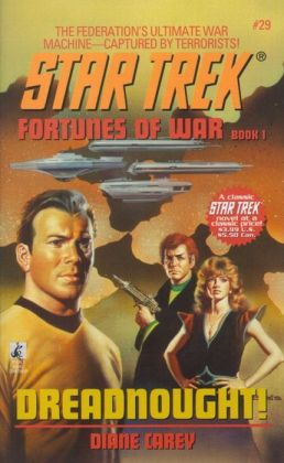 Star Trek #29: Dreadnought!