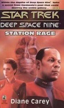 Star Trek Deep Space Nine #13: Station Rage