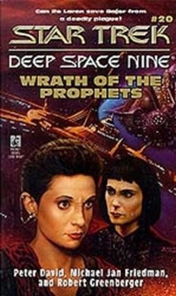 Star Trek Deep Space Nine #20 - Wrath of the Prophets