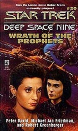 Star Trek Deep Space Nine #20 - Wrath of the Prophets