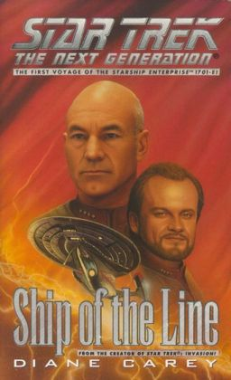 Star Trek The Next Generation: Ship of the Line
