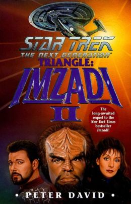 Star Trek The Next Generation - Imzadi II - Triangle