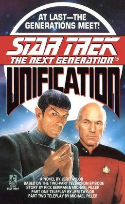 Star Trek The Next Generation: Unification