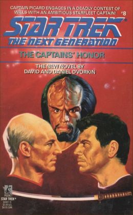 Star Trek The Next Generation #8: The Captain's Honor