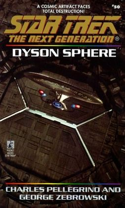 Star Trek The Next Generation #50: Dyson Sphere