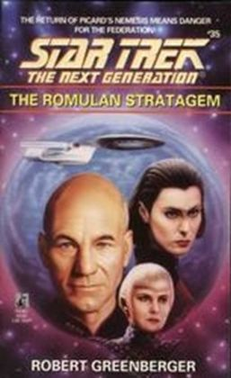 Star Trek The Next Generation #35: The Romulan Stratagem