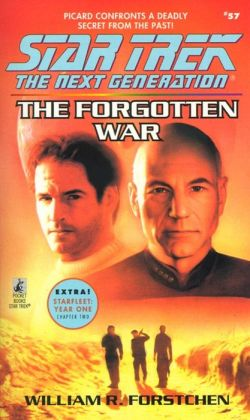 The Star Trek The Next Generation #57: The Forgotten War