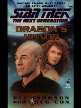 Star Trek The Next Generation #38: Dragon's Honor