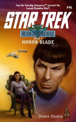 Star Trek #96: Rihannsu #4: Honor Blade