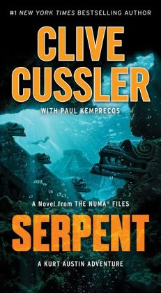 Serpent: A Kurt Austin Adventure (NUMA Files Series)