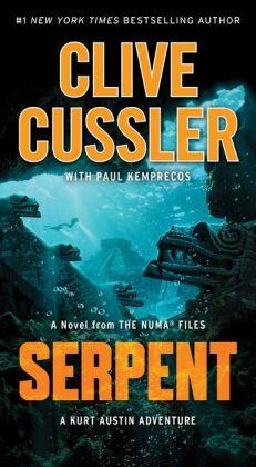 Serpent: A Kurt Austin Adventure (NUMA Files Series)