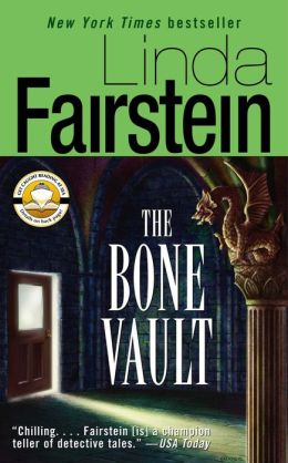 The Bone Vault (Alexandra Cooper Series #5)