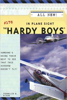 In Plane Sight (Hardy Boys Series #176)