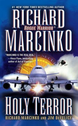 Holy Terror (Rogue Warrior Series)