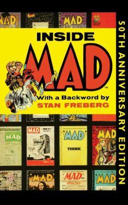 Inside Mad (Mad Reader Series #3)
