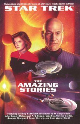 Star Trek: The Amazing Stories