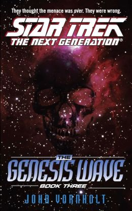 Star Trek The Next Generation: The Genesis Wave #3