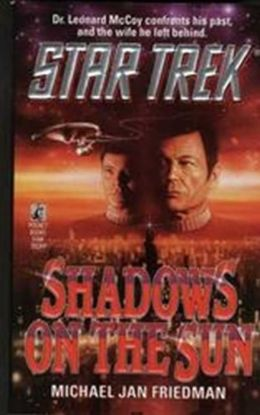 Star Trek: Shadows on the Sun