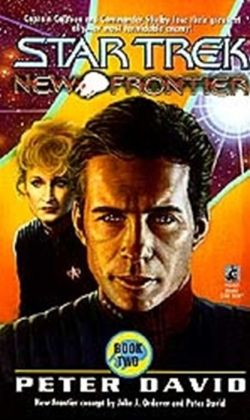 Star Trek New Frontier #2 - Into the Void