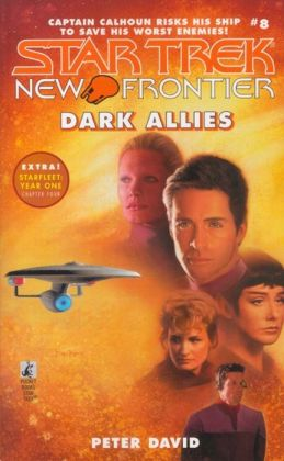 Star Trek New Frontier #8 - Dark Allies