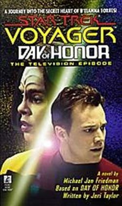 Star Trek Voyager: Day of Honor: The Television Episode