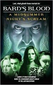 A Midsummer Night's Scream (Bard's Blood #2)