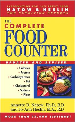 The Complete Food Counter Updated and Revised