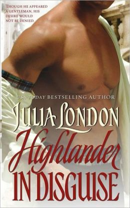 Highlander in Disguise (Lockhart Family Series #2)