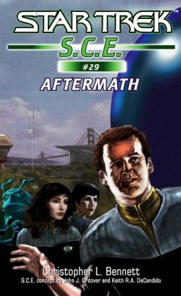Star Trek S.C.E. #29: Aftermath