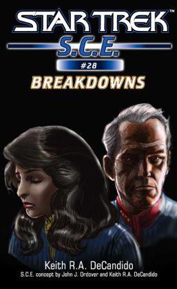 Star Trek S.C.E. #28: Breakdowns