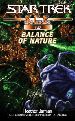 Star Trek: S.C.E. #27: Balance of Nature