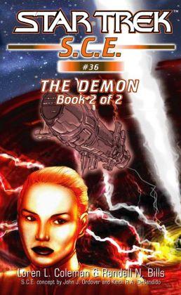 Star Trek S.C.E. #36: The Demon, Book 2