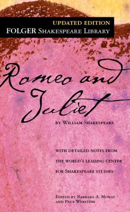 Romeo and Juliet (Folger Shakespeare Library Series)