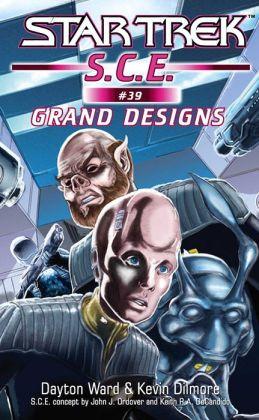 Star Trek S.C.E. #39: Grand Designs