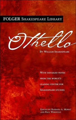 Othello (Folger Shakespeare Library Series)