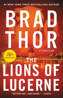 The Lions of Lucerne (Scot Harvath Series #1)
