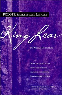 King Lear (Folger Shakespeare Library Series)