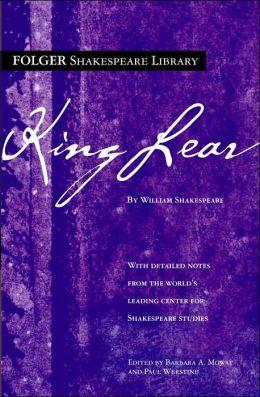 King Lear (Folger Shakespeare Library Series)