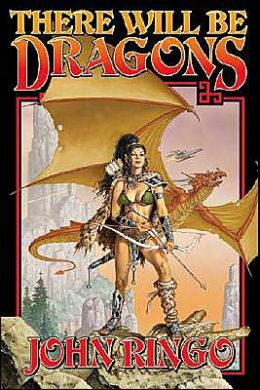 There Will Be Dragons (Council Wars Series #1)