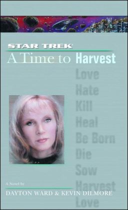 Star Trek The Next Generation: A Time to Harvest
