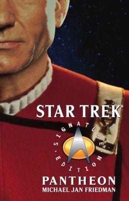 Star Trek The Next Generation: Pantheon