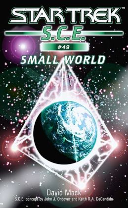 Star Trek S.C.E. #49: Small World
