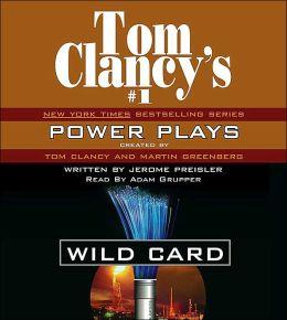 Tom Clancy's Power Plays #8: Wild Card